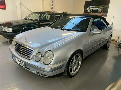 begagnad Mercedes CLK320 Cabriolet Automatisk, 218hk Elegance