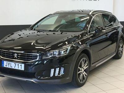 begagnad Peugeot 508 RXH 2.0 (200hk) Hybrid4 EAT / NAVI / PANORAMA