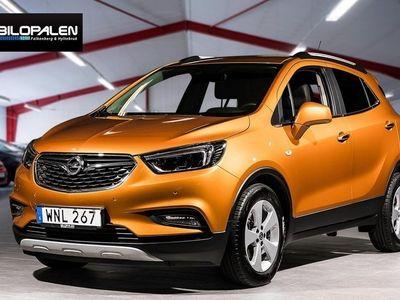 begagnad Opel Mokka X Dynamic 5-dörrars 1.4 Turbo EC 2017, SUV 164 900 kr