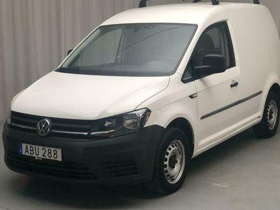begagnad VW Caddy Caddy2.0 TDI Drag, Värmare
