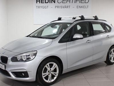 begagnad BMW 218 Active Tourer i 136 HK