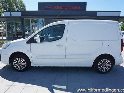 begagnad Peugeot Partner 1.6 BlueHDI Skåp 3 sits100hk