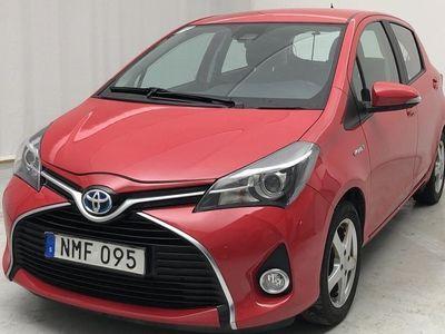 begagnad Toyota Yaris Hybrid 1.5 HSD 5dr (75hk)