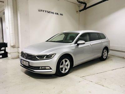 begagnad VW Passat 2.0TDI Executive / Euro6 / P-värmare