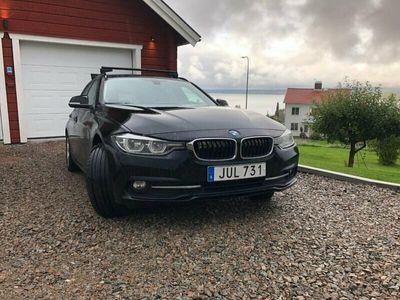 begagnad BMW 320 d xDrive Touring Steptronic Sport