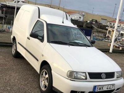 gebraucht VW Caddy Kombi 1.9 TDI 90hk -02