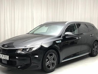 begagnad Kia Optima Hybrid 2.0 GDi Plug-in SW