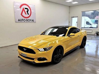 begagnad Ford Mustang 2.3 GTDI EcoBoost/GT-Edition/Pad