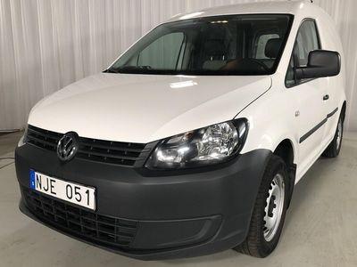 gebraucht VW Caddy 1.6 TDI Skåp (75hk)