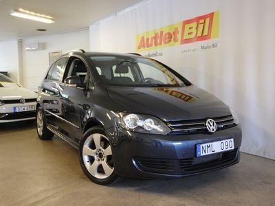 begagnad VW Golf Plus VI 1.4 TSI AUT DRAG 122HK