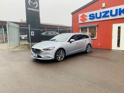 begagnad Mazda 6 Wagon Optimum Signature AUT 2.5 194hk