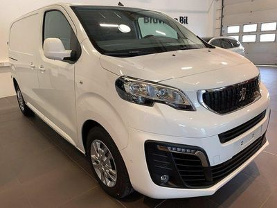 begagnad Peugeot Expert PRO+ L2 BlueHDi 120hk AUT