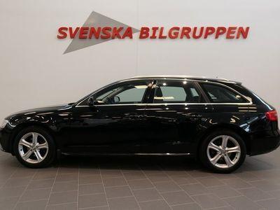 begagnad Audi A4 2.0 TDI Avant Nav M-värmare S+V-hjul Lm