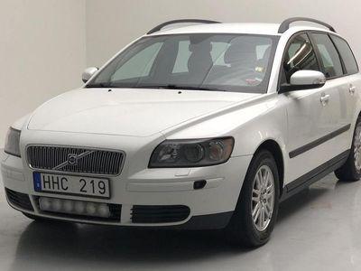 brugt Volvo V50 1.8F
