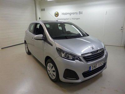 begagnad Peugeot 108 5D Active PureTech (68hk) Auto
