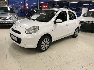 used Nissan Micra 1.2 80hk