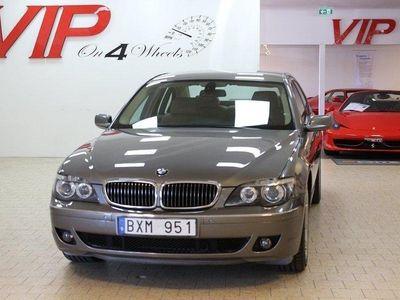 begagnad BMW 740 i Gps Drag Aut (306hk)