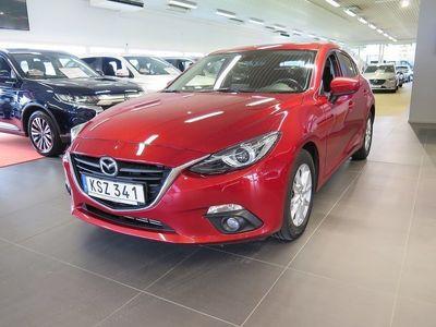 begagnad Mazda 3 2.2 D VISION 150HK / AUT / NAVI /