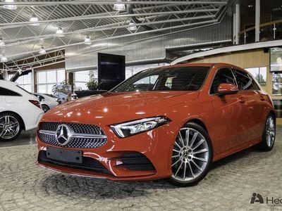 used Mercedes A180 // AMG Line // Soundsystem Premium // Integrering av smartphone //