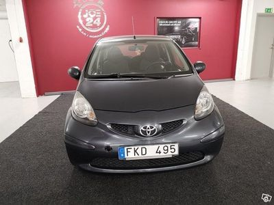 begagnad Toyota Aygo 5-dörrar 1.0 VVT-i 68hk