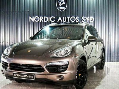 begagnad Porsche Cayenne S E-Hybrid TipTronic S Svensk Taklucka 2011, SUV Pris 249 900 kr