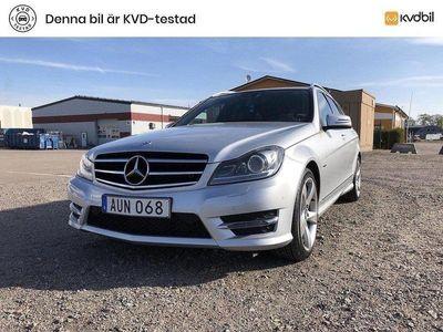 begagnad Mercedes C220 CDI 4Matic Kombi S204 (17