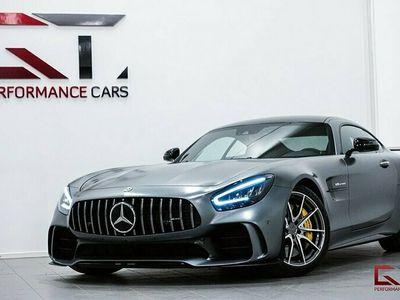 begagnad Mercedes AMG GT R Carbon Designo Nybilsgaranti 585hk