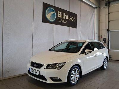 begagnad Seat Leon ST 1,6TDi 4Drive Drag Motorvärmare 2014, Kombi 109 000 kr