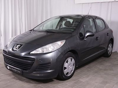 begagnad Peugeot 207 5-dörrar 1.4 VTi Manuell, 95hk