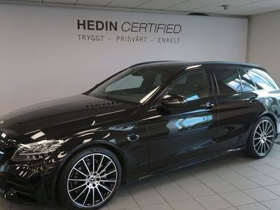 used Mercedes C220 220 D /AMG Line /Drag / Panorama