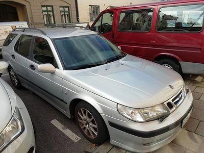 begagnad Saab 9-5 SportCombi 2.3 SE