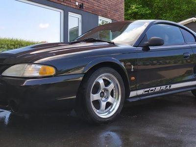 begagnad Ford Mustang SVT Cobra 4.6