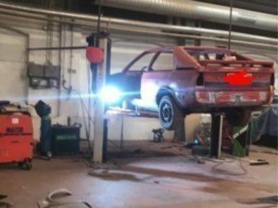 gebraucht Audi Quattro b2 -85