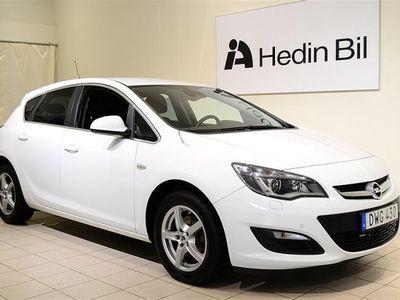 begagnad Opel Astra Drive 1,4 Turbo 140hk Premiumpaket