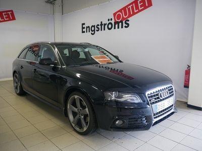 brugt Audi A4 2.0 TDI 170hk Quattro