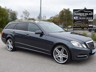 begagnad Mercedes E200 CDI 136hk