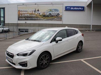 begagnad Subaru Impreza 1.6 4WD Active 114hk -18