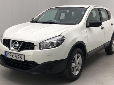 used Nissan Qashqai 1.6 (117hk)