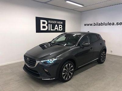 brugt Mazda CX-3 2.0 Awd Aut Optimum
