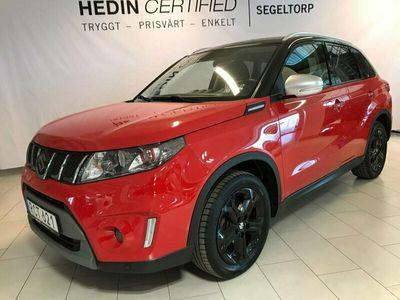 begagnad Suzuki Vitara 1.4T Boosterjet Drag S V Hjul 2016, SUV Pris 119 900 kr