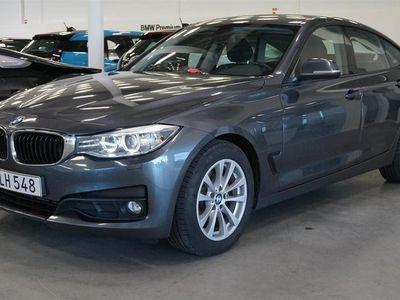 begagnad BMW 320 Gran Turismo d Automat Drag Sportstol PDC