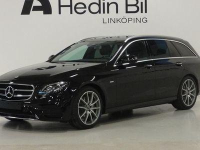 begagnad Mercedes E200 KOMBI AMG SPORTSTYLE BURMESTER BRÄNSLEVÄRMARE PANORAMA MINNESPAKET