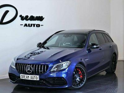 begagnad Mercedes C63S AMG AMG FACELIFT FRÅN 5500KR