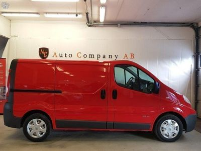 used Renault Trafic 2,0dCi/DRAG/NYBES/14700MIL/114 -09