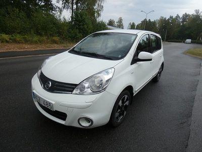 begagnad Nissan Note 1.4 88hk / Nybesiktigad