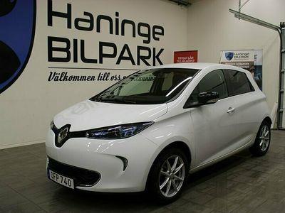 begagnad Renault Zoe R110 41 kWh Intense BOSE/GPS/KAMERA Batterihyra