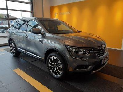 begagnad Renault Koleos Energy dCi 175 Intens A 4WD, Garanti 24 Månader, Navigation Europakarta, Backkamera
