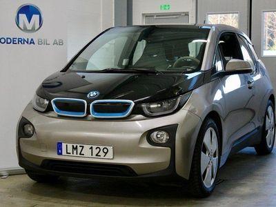 begagnad BMW i3 60 Ah 170hk REX Advanced Euro 6