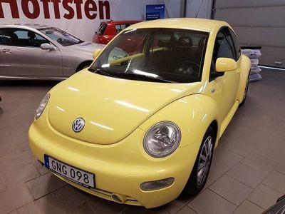 used VW Beetle New2.0 116hk