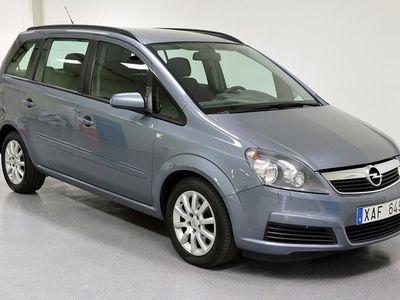 begagnad Opel Zafira 1.9 CDTI Aut/7-sits/Drag/120Hk